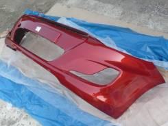 Бампер передний новый (красный / TDY) Hyundai Solaris 11-14г В наличии