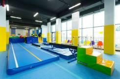 Спортивный зал для детей 500.000р чистыми