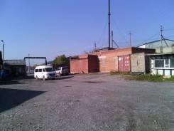 Продам действующую базу (КрайПотребСоюз). Улица Некрасова 258а, р-н 5км, 3 747,0кв.м.