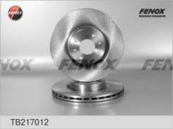 Диск тормозной передний Skoda Fabia 99-, Octavia 96-04, VW Golf 97-03, Polo 01- TB217150 fenox TB217150 в наличии