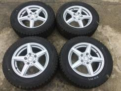 195/65 R15 Dunlop WM01 литые диски 5х114.3 (L28-1513)