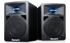 Активные акустические системы Numark N-WAVE (универсальные мониторы)