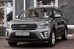 Hyundai Creta. Без водителя