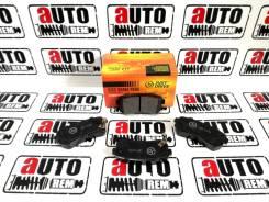 Колодки тормозные задние Hyundai I30 1.6L IX35 2.0 2.4