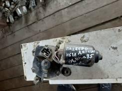 Мотор дворников на Mitsubishi Pajero Junior H57A ном.95
