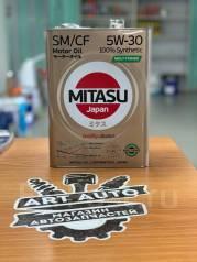 Mitasu Moly-Trimer. 5W-30, 4,00л.