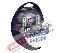 Галогенная лампа Германия Philips H7 12V 55W RacingVision +150% PX26d 12972RVS2