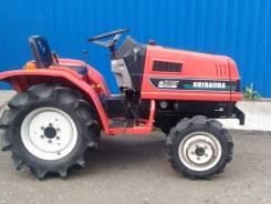 Shibaura. Мини-трактор S4F 15л. с. с фрезой, 15 л.с.