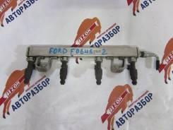 Топливная рейка. Ford Focus, CB4 Ford C-MAX, CCG QQDB
