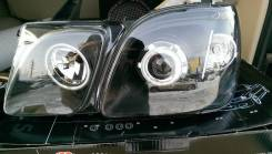 Фара. Toyota Land Cruiser, UZJ100W Toyota Land Cruiser Cygnus, UZJ100W 2UZFE