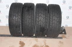 Bridgestone Dueler A/T 694. грязь at, 2006 год, б/у, износ 20%