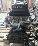 Двигатель Nissan Almera N16 QG18DE BLAK 1.8i