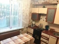 1-комнатная, улица Шошина 25а. БАМ, агентство, 36,0кв.м. Интерьер