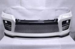 Бампер. Toyota Land Cruiser, GRJ200, URJ200, URJ202, URJ202W, VDJ200 1GRFE, 1URFE, 1VDFTV, 3URFE