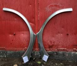 Задние арки Geely Emgrand X7 (NL-1) 2013-2017 [314700511]