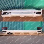 Обвес кузова аэродинамический. Toyota Land Cruiser, GRJ200, J200, URJ200, URJ202, URJ202W, UZJ200, UZJ200W, VDJ200 1GRFE, 1URFE, 1VDFTV, 3URFE