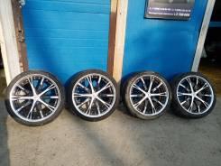 Комплект колес Work Schwert SW4 5x112 245/35R19x8.5JJ+35