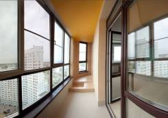 Остекление балконов, лоджий.