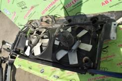 Вентилятор охлаждения радиатора. Audi 80, 8C/B4 1Z, 6A, AAH, AAZ, ABC, ABK, ABM, ABT, ACE, ADA, ADR, NG