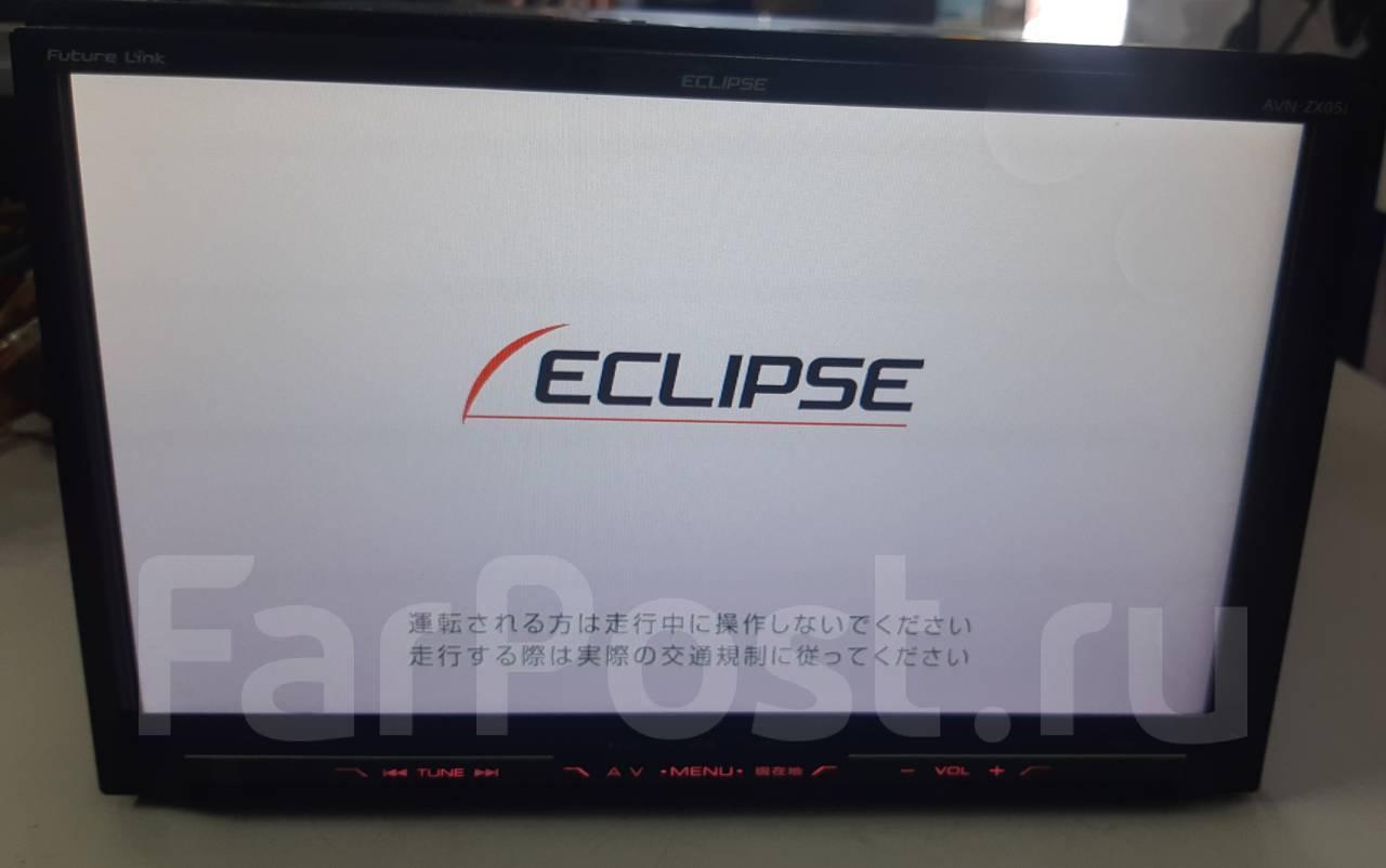 Автомагнитола eclipse avn5502d инструкция
