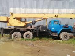 Урал 4320. Автокран УРАЛ-4320