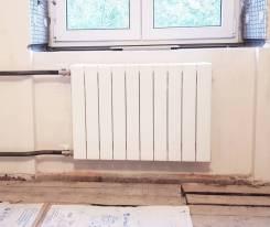 Установка радиаторов отопления качественно 2000 рублей