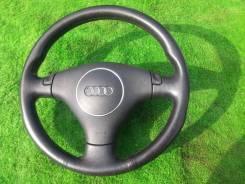 Руль. Audi: A6 allroad quattro, A8, S6, A6, S8, S3, A3, A2, A4, RS6, S4 AKE, APB, ARE, BAS, BAU, BCZ, BEL, BES, AAH, ABZ, ACK, ACZ, AEJ, AEM, AEW, AFB...