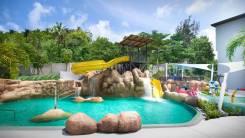 Таиланд. Пхукет. Пляжный отдых. Пляж Ката! Отель OZO с водными горками для детей! Построен в 2019 году