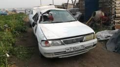Nissan Sunny. FB14, GA15