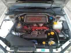 СВАП Двигатель EJ207 Subaru Impreza WRX STI GDB твин-скролл ++