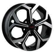 Диск колесный 17 LA KI531 Concept 7.0*17 5*114.3 ET53 d67.1 BKF