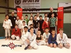 Набор в детские группы: самбо, дзюдо, бокса и др.
