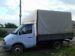 ГАЗ 3302. Продаётся газель, 2 200куб. см., 1 500кг., 4x2