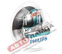 Галогенная лампа Германия Philips H7 12V 55W X-tremeVision +130% PX26d 12972XV+S2