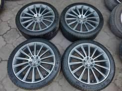 "Продам комплект колёс AMG Mercedes W222 R20. 8.5/9.5x20"" 5x112.00 ET38/38 ЦО 66,6мм. Под заказ"