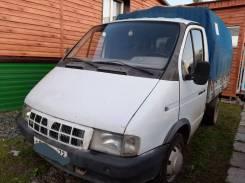ГАЗ ГАЗель. Газель ГАЗ33021, 2 000кг., 4x2