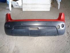 Бампер задний Nissan Qashkai J10 2006-2014