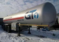 GT7 ППЦТ-36. Полуприцеп-цистерна (транспортная), 17 230кг.