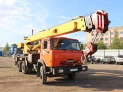 Галичанин КС-55713. Автокран КамАЗ 65115 2008 года, 23,00м.