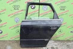 Дверь задняя правая Audi A4 B7 голое железо универсал