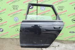 Дверь задняя левая Audi A6 С6 в сборе универсал