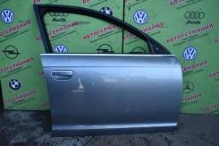 Дверь передняя правая Audi A6 С6 голое железо