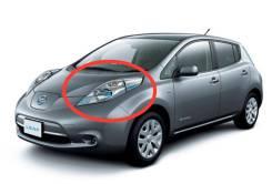 Фара левая Nissan Leaf 1