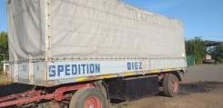 Трансприцеп. Продается прицеп к грузовым ТС Кассборер, 10 000кг.
