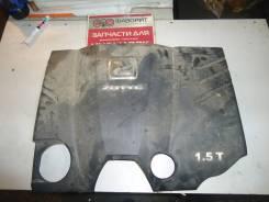 Накладка декоративная на двигатель [1031010001B11] для Zotye T600