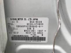 Дверь передняя левая Nissan Serena hc26