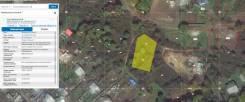 Продается земельный участок в с. Екатериновка. 1 353кв.м., аренда, электричество. Фото участка