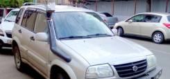 Шноркель. Chevrolet Tracker Suzuki Grand Vitara