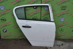 Дверь задняя правая Opel Astra H (04-15) голое железо хэтчбек