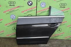 Дверь задняя левая Volkswagen Passat CC (08-12) голое железо